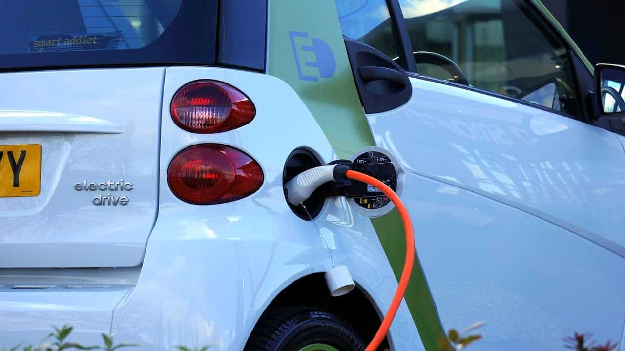 electric car recharging