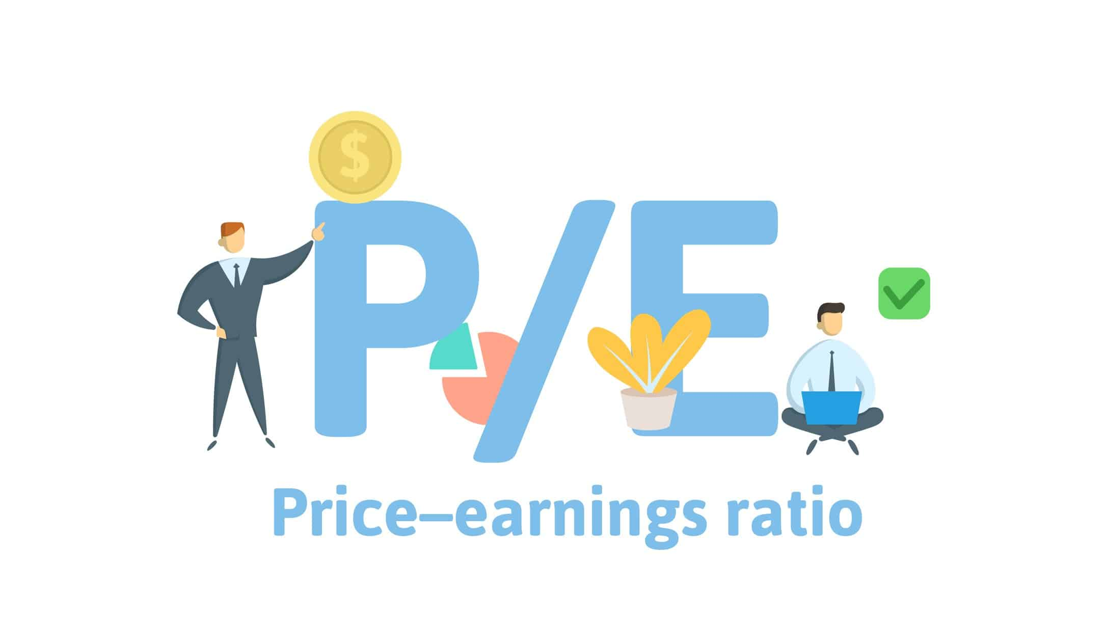 Price to Earnings (P/E) Ratio, ASX shares