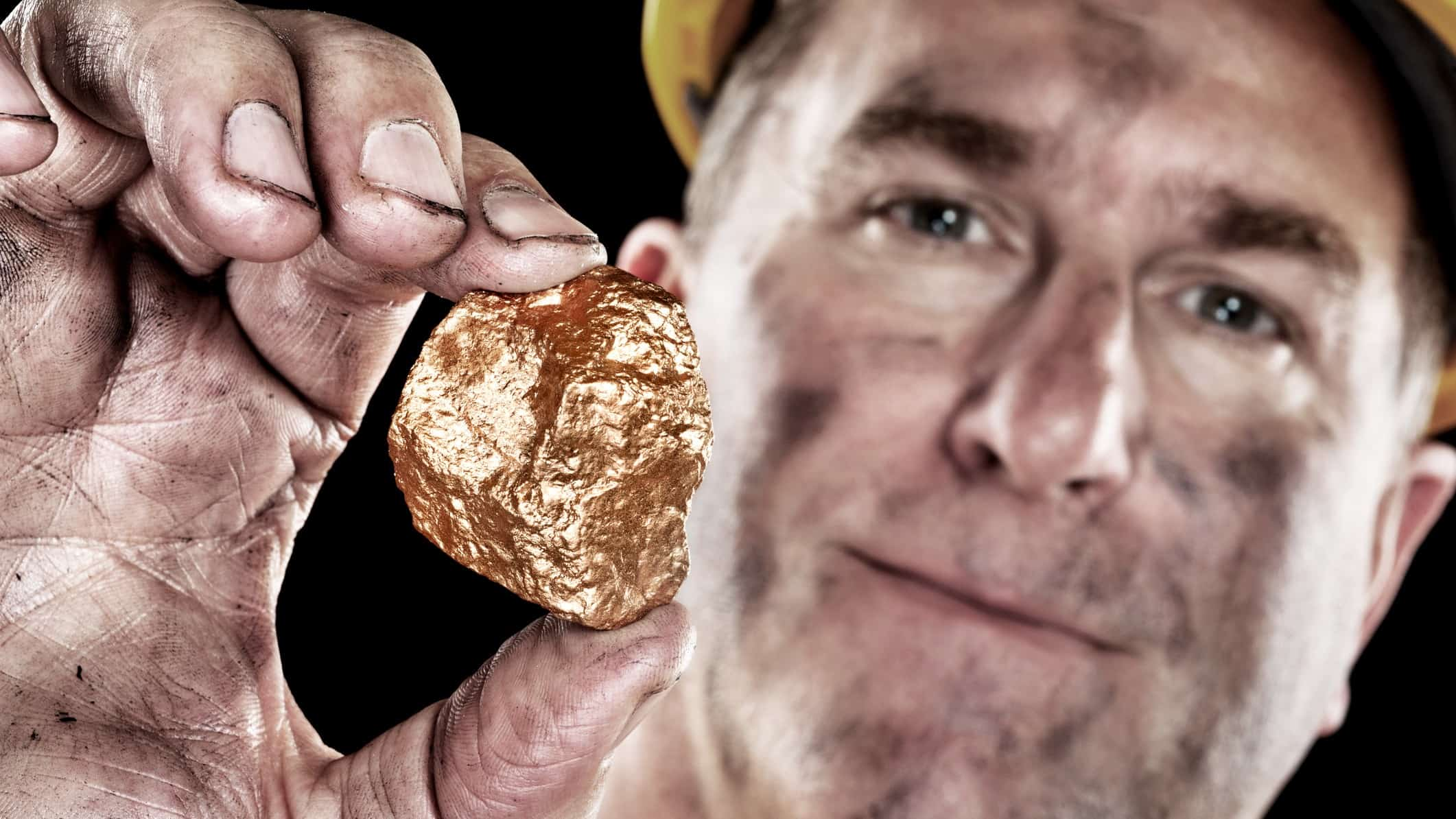 gold, gold miner, gold discovery, gold nugget, gold price,